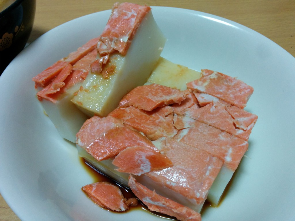 鮨蒲本舗 河内屋 鮨蒲 紅鮭